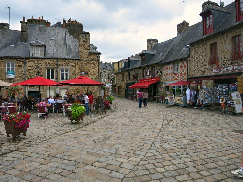 Asia vs europe pretty villages