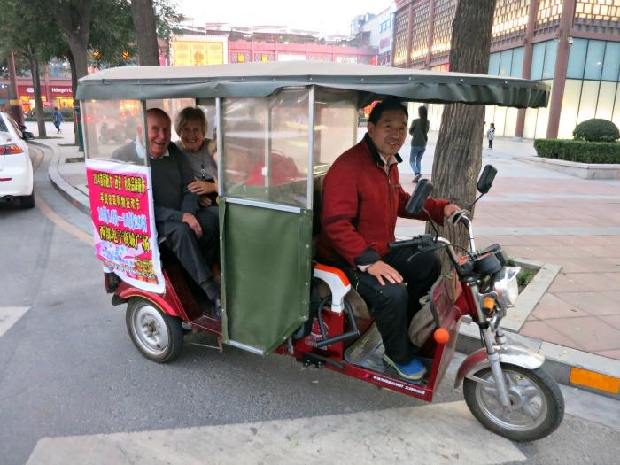 Week in the Life of China Tuk Tuk