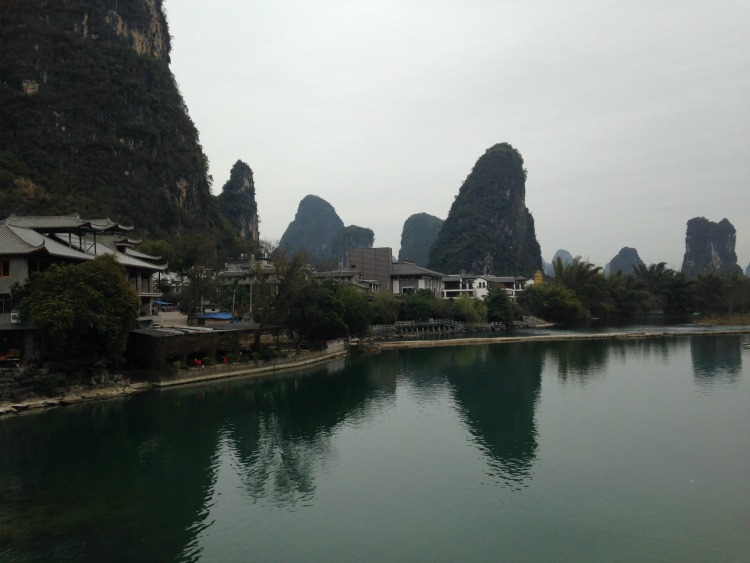 Guilin Yangshuo scenery