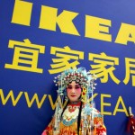 Why Sleeping in Ikea is Perfectly Acceptable, in China.