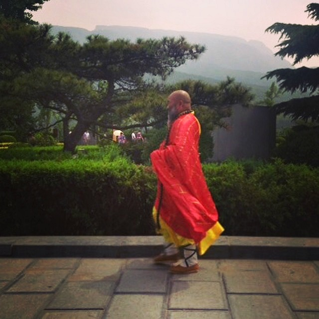 Shaolin Monastery Monks