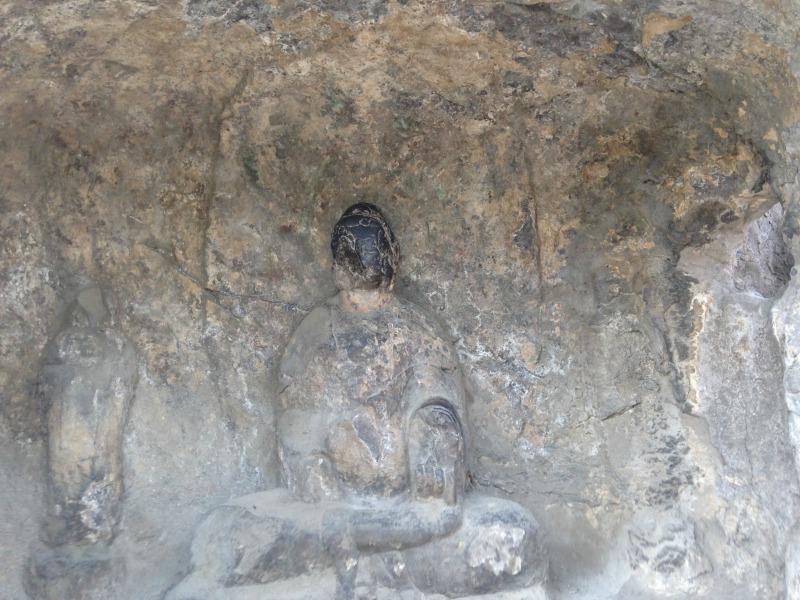 Stone Carvings Longmen