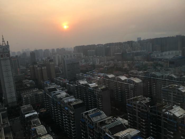 Visiting Zhengzhou Henan Province