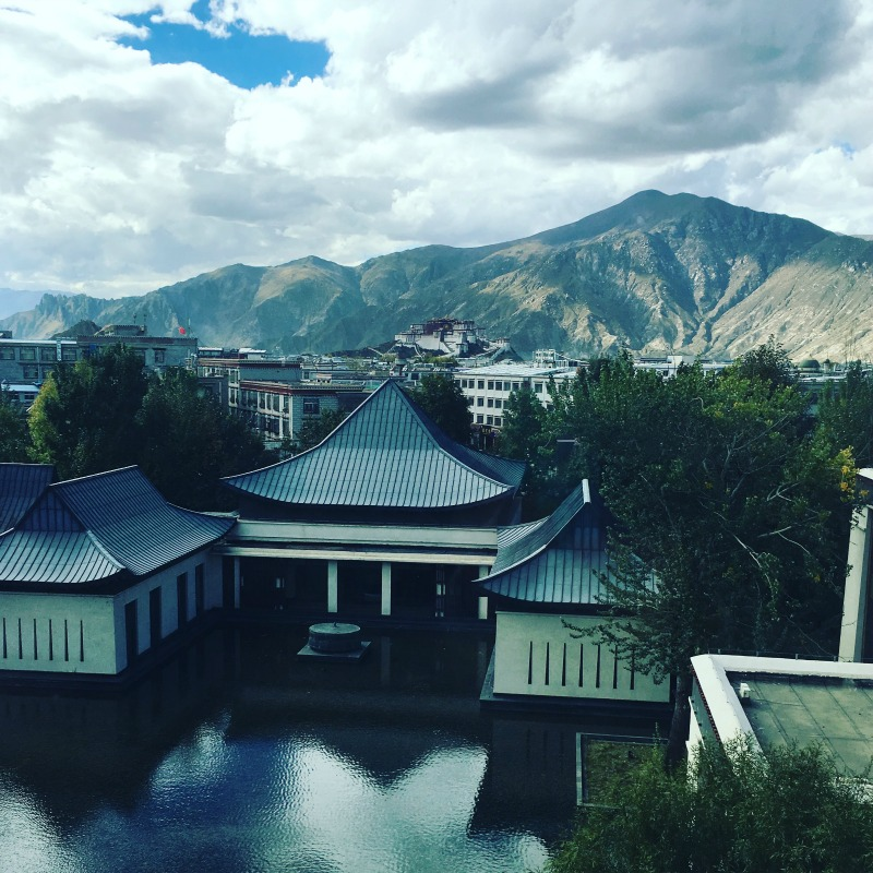 Arriving in Tibet | Mint MOcha Musings