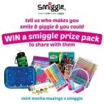 It's Giveaway Time! Win a Smiggle Prize Pack for Christmas!