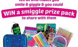 Smiggle Competition with Mint Mocha Musings
