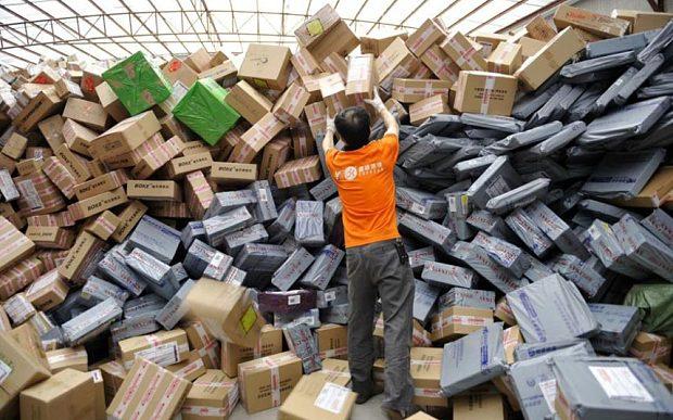 Discounts on Taobao China Singles Day