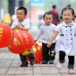 Painting the Town Red: Chinese New Year Through a Child's Eyes