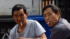 Smoking culture in China