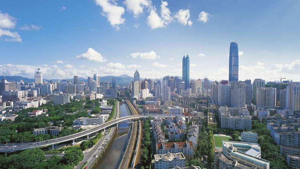 China 1st Tier City
