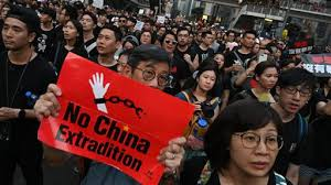 China versus Hong Kong
