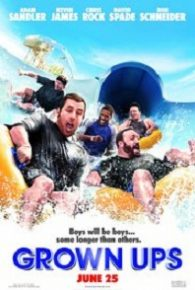 Grown Ups (2010) Full Movie Online Free