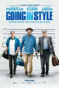 Going in Style (2017) Full Movie Online Free