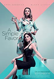 Watch A Simple Favor (2018) Full Movie Online Free