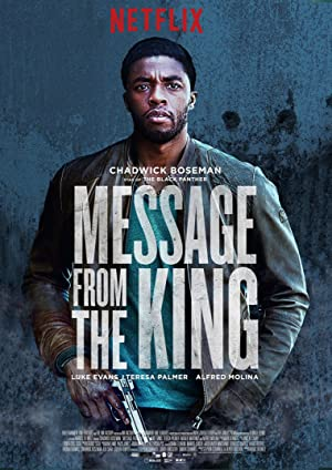 Watch Message from the King Full Movie Online Free