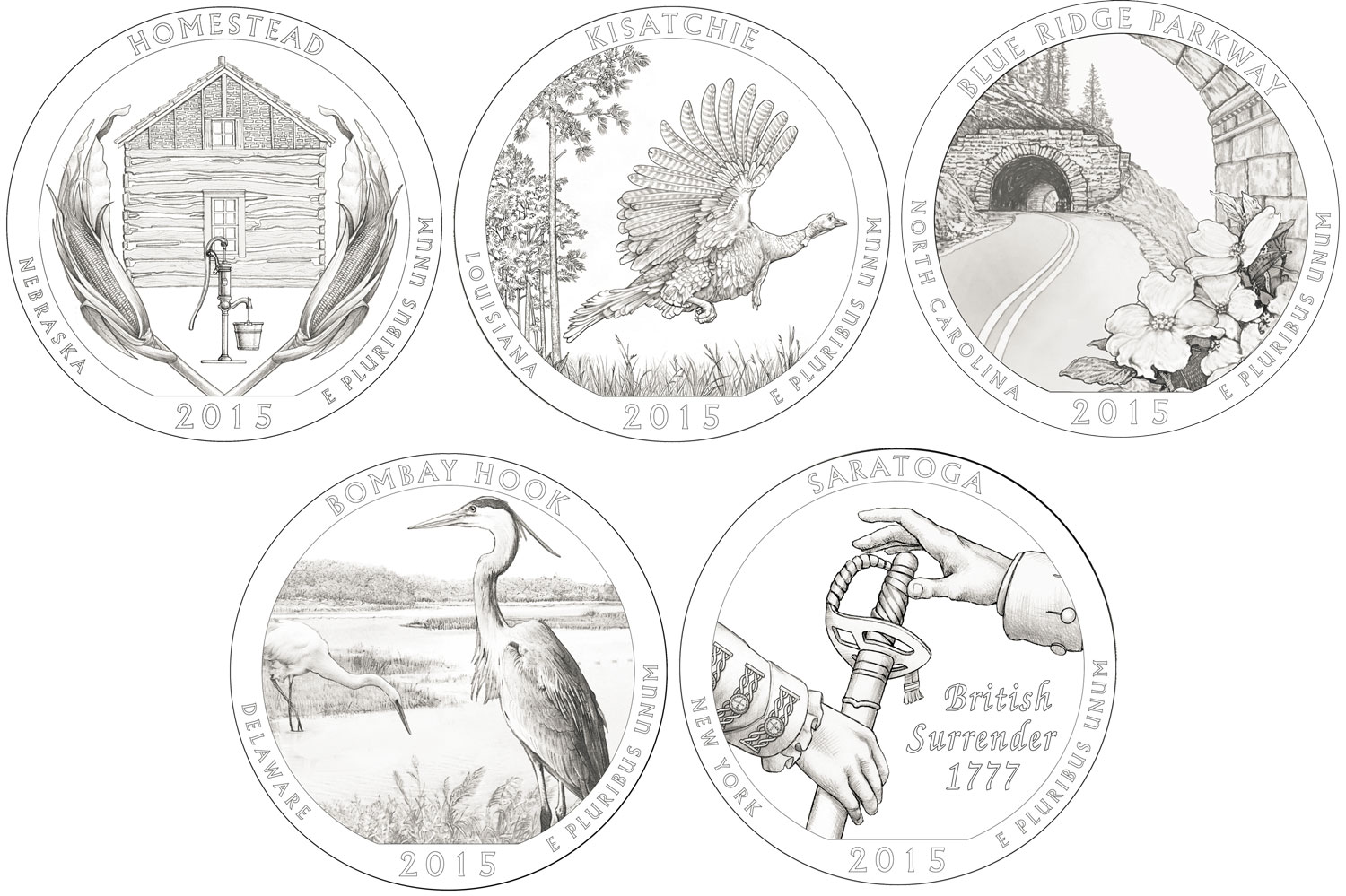 US Mint 2015 Product Schedule Contains Some Surprises