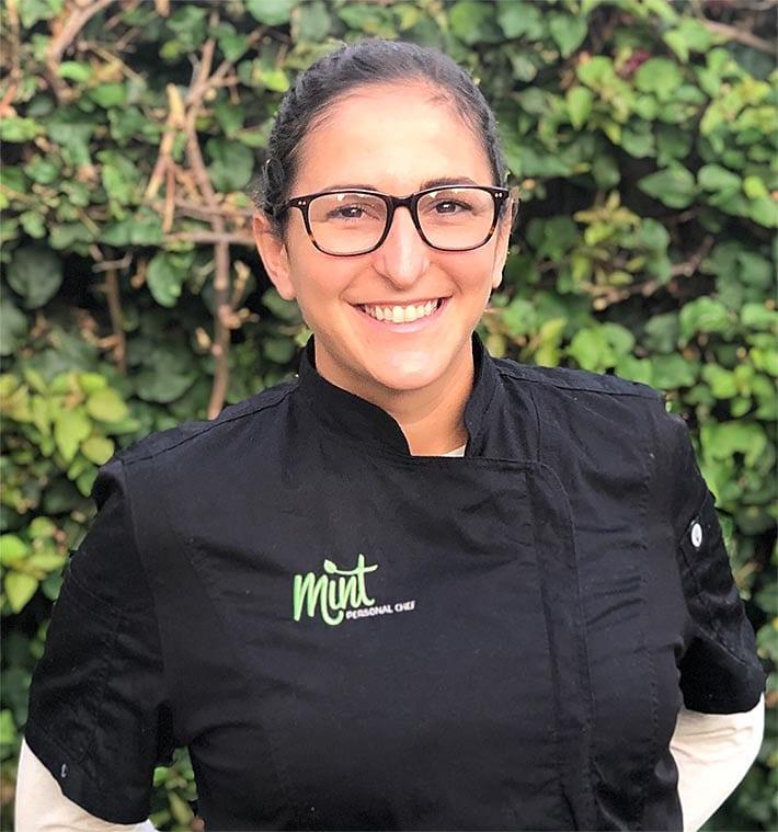 Min Personal Chef: Rebecca