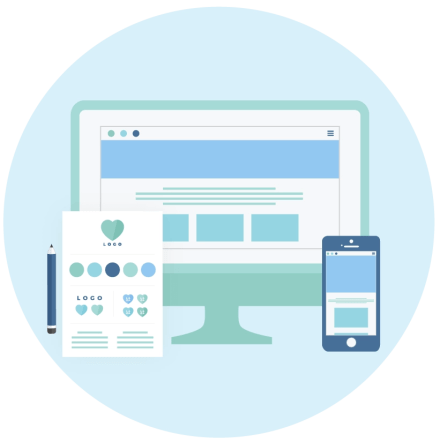 Brand & website design - MintSwift