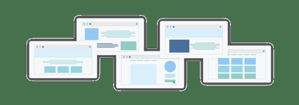 Up to 5 pages design & development - Brand & Website Design Package - Process & Deliverables.- MintSwift