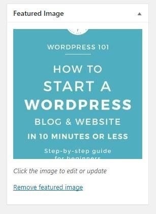 Featured image - How to Write a Blog Post in WordPress – MintSwift
