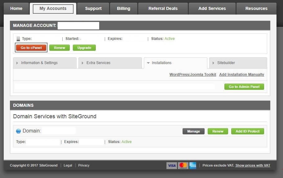 How to Install WordPress on SiteGround cPannel - WordPress 101 - How to Start a WordPress Blog & Website in 10 Minutes or Less. Step-by-step guide for beginners – MintSwift