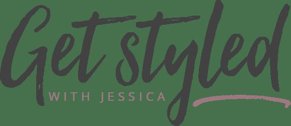 Get Styled with Jessica - Alternative Logo - MintSwift