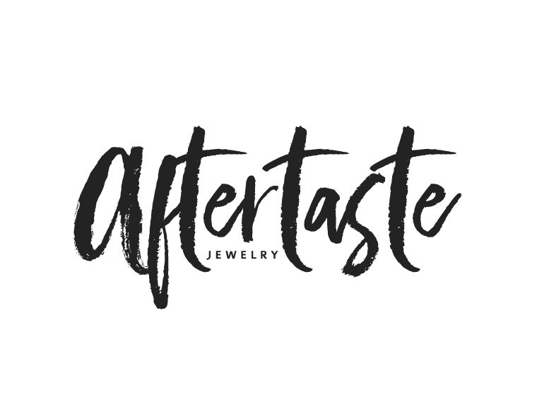 Aftertaste – Premade Logo & Premade Branding – MintSwift Shop