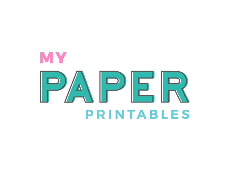 My Paper Printables - Brand Design - MintSwift