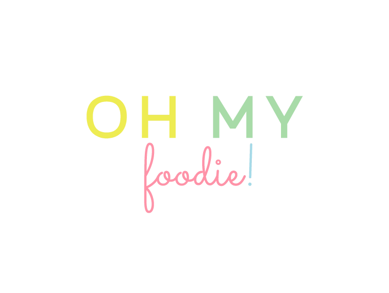 Oh My Foodie! – Brand & Website Design -MintSwift