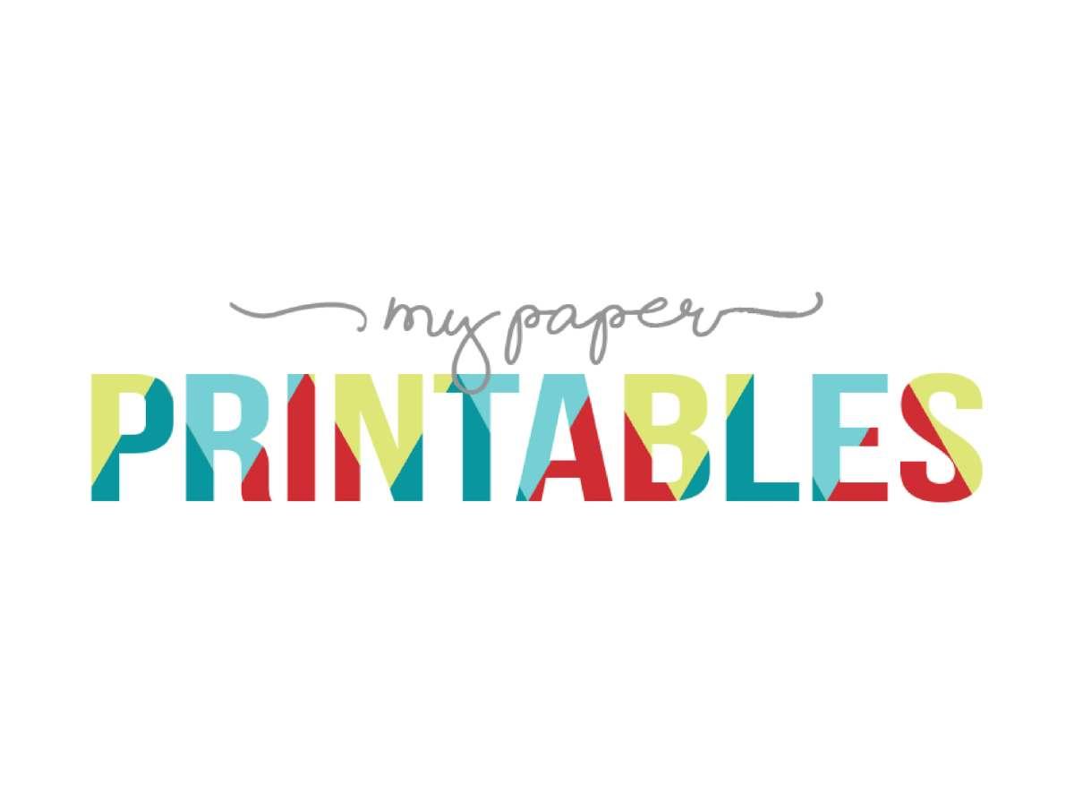 My Paper Printables - Old Logo - Rebranding - MintSwift