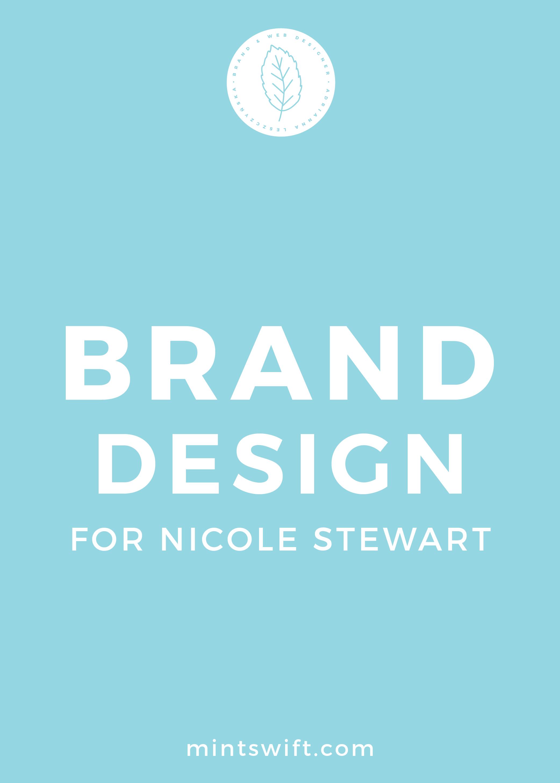 Brand Design for Nicole Stewart