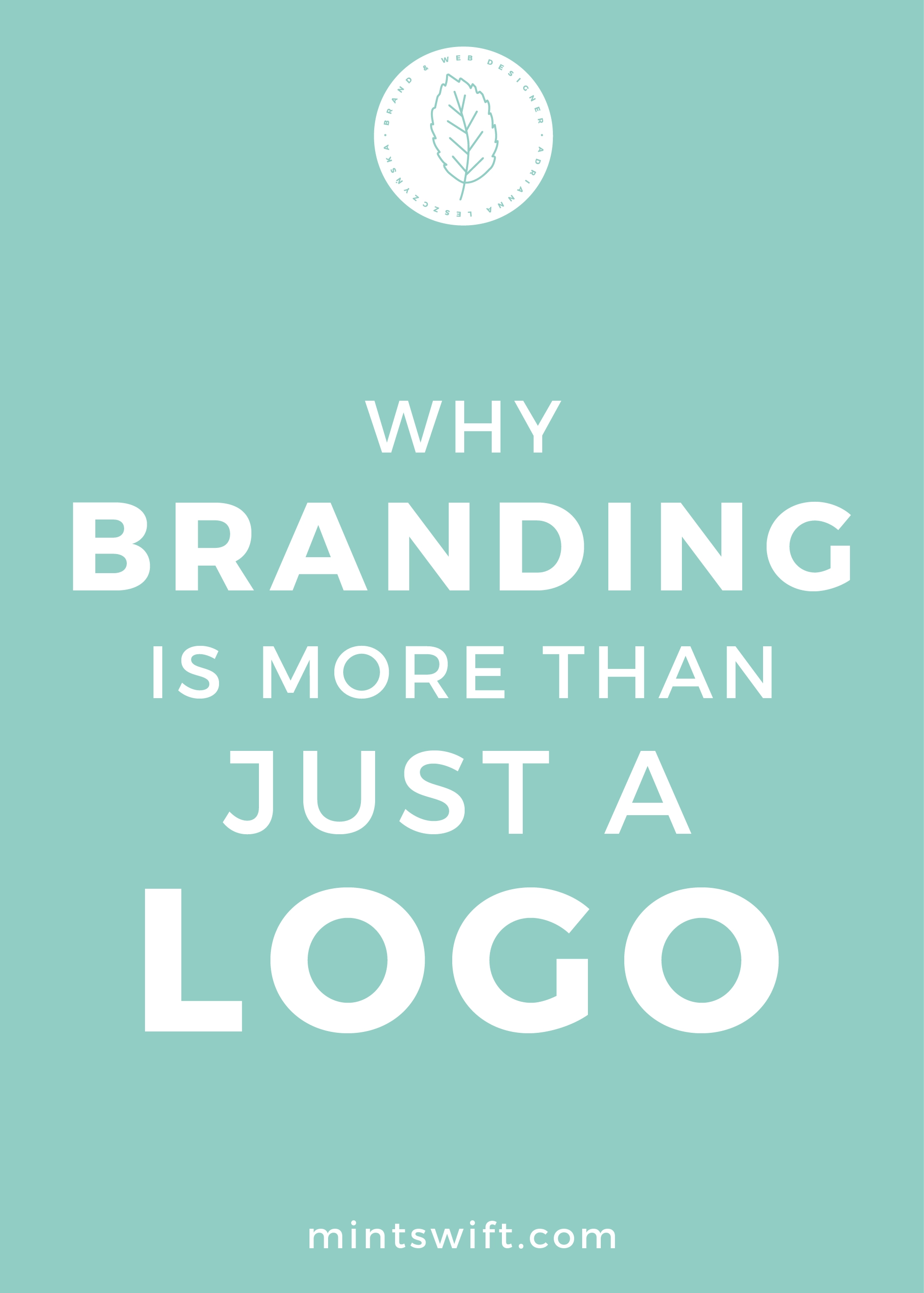 Why Branding is More than Just a Logo