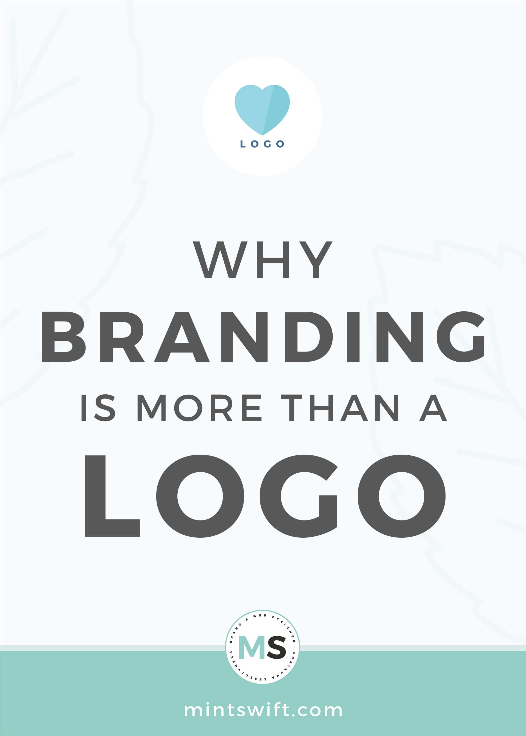 Why Branding is More Than a Logo - MintSwift
