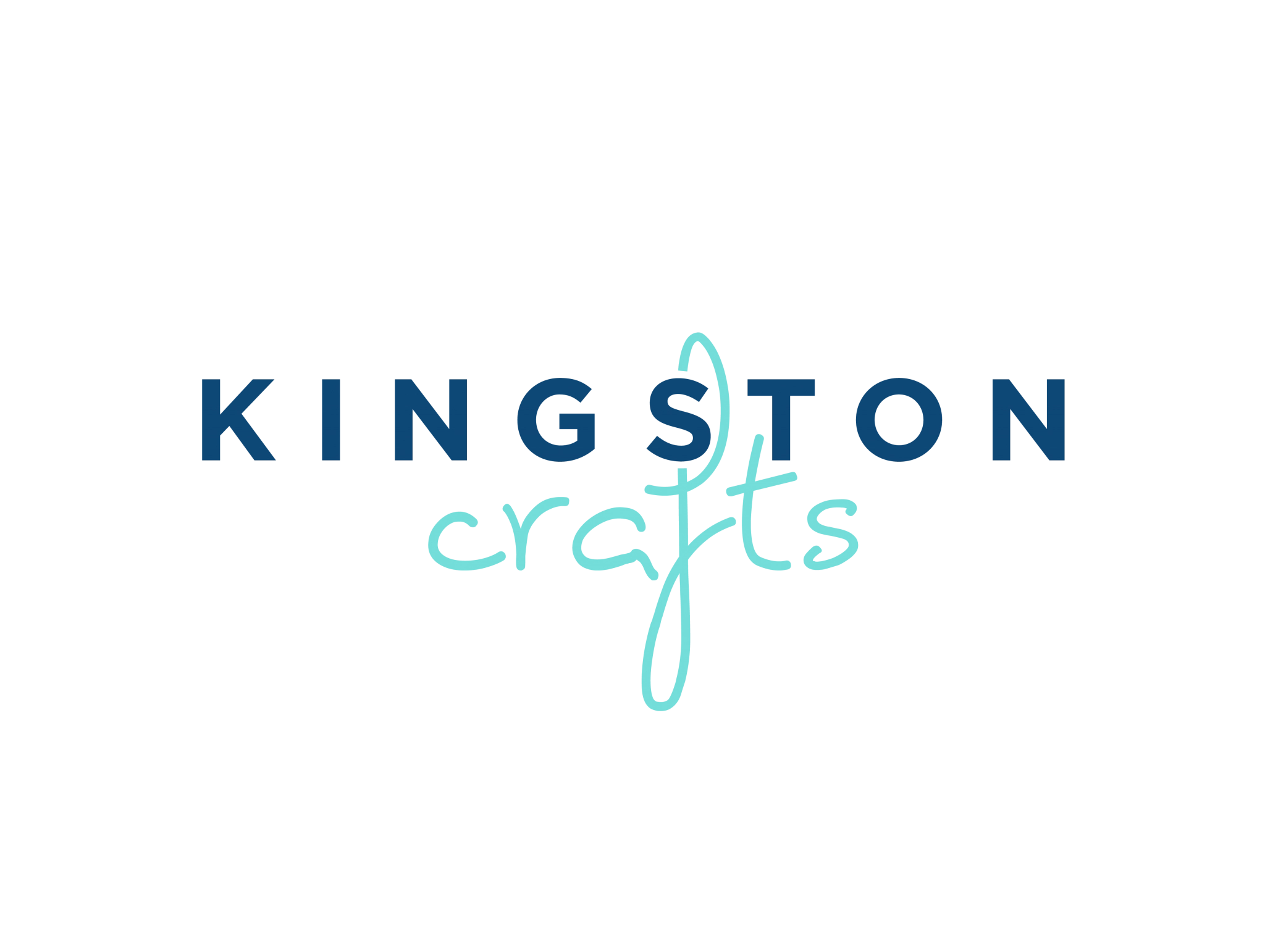 Kingston Crafts - Brand & Web Design - MintSwift