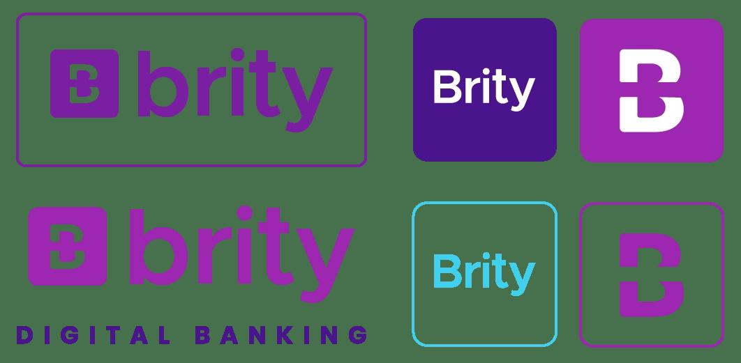 Brity - Logo Versions - MintSwift