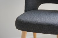 Mint Upholstery Mid Century Desk Chair SOLD - Mint Upholstery