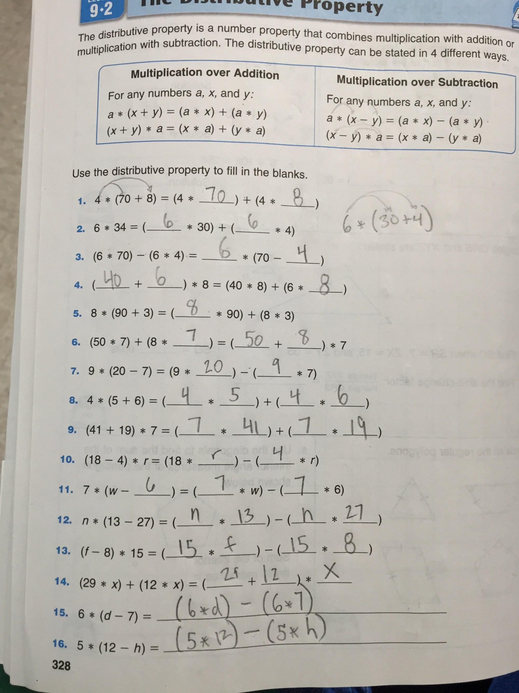 hight resolution of Homework Help For 6th Grade Math; Sixth grade math worksheets