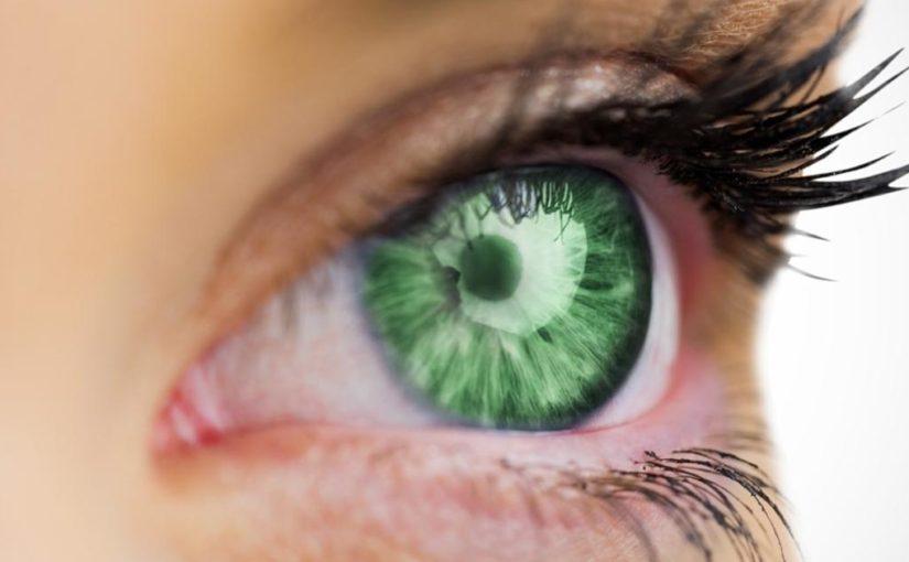 Kõige haruldasemad silmade värvid on roheline ja lilla