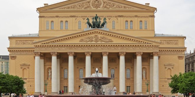 Moscow 05 2012 Bolshoi after renewal scaled
