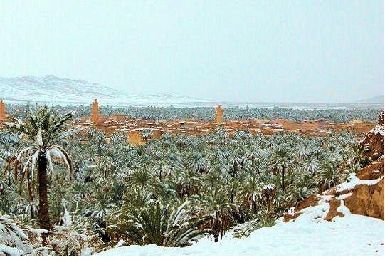 Tõeline Maroko talv tuleb lume ja tulise supiga - Naistelehes (2/6)