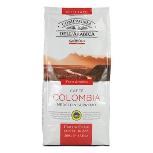 Cafea corsini colombia Medellin Supremo Boabe
