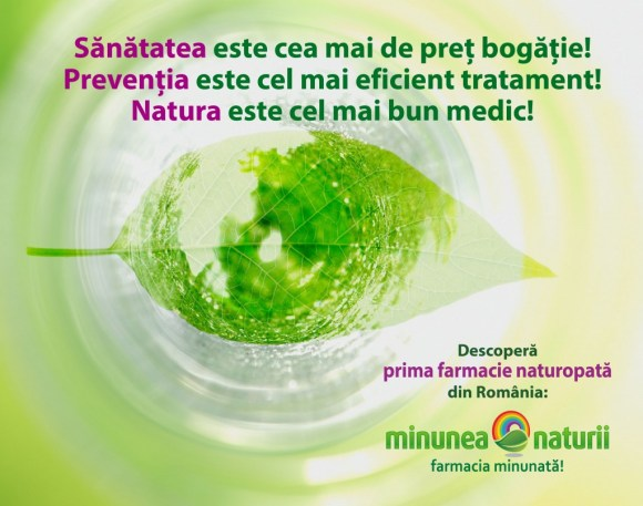 Prima farmacie naturopata din România