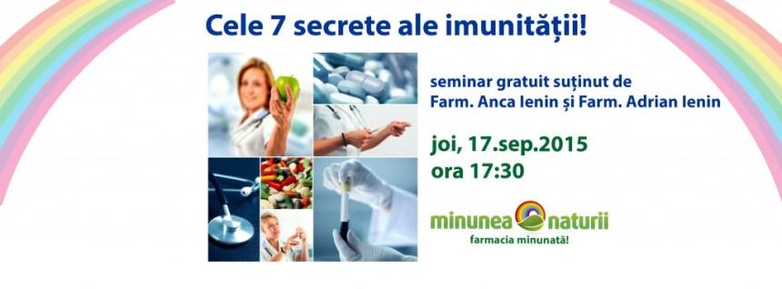 cele 7 secrete ale imunitatii