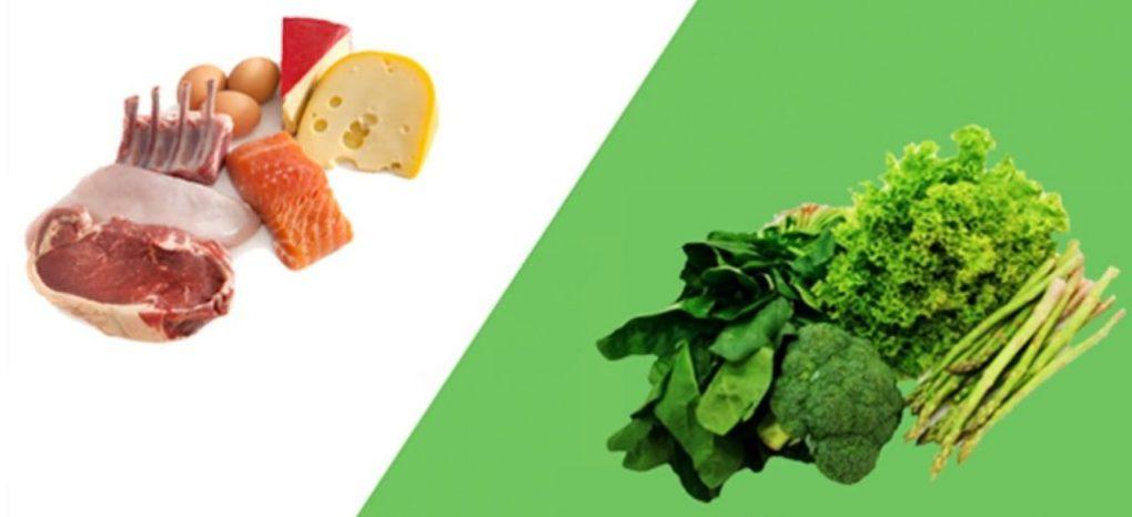 proteine animale sau vegetale