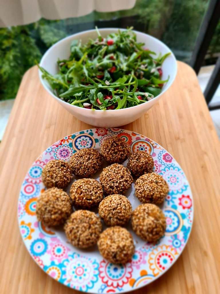chiftele de quinoa