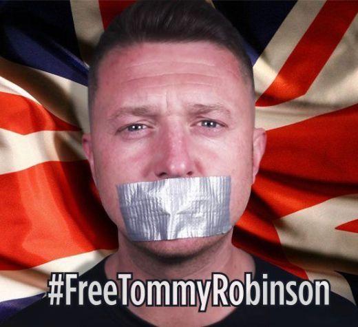 LETTRE DE PRISON (Tommy Robinson)