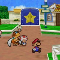 Mario characters and the problem with playing it safe.