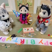 When Yakuza met Sylvanian Families - Culture Collection #12
