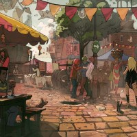 VIDEO/PREVIEW - A look at the vibrant world and intense battles of Gravity Rush 2