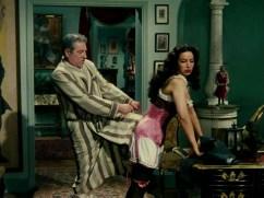 Jean Gabin et Maria Felix